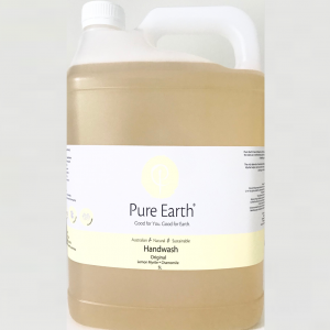 Pure Earth Natural Hand Wash with Lemon Myrtle